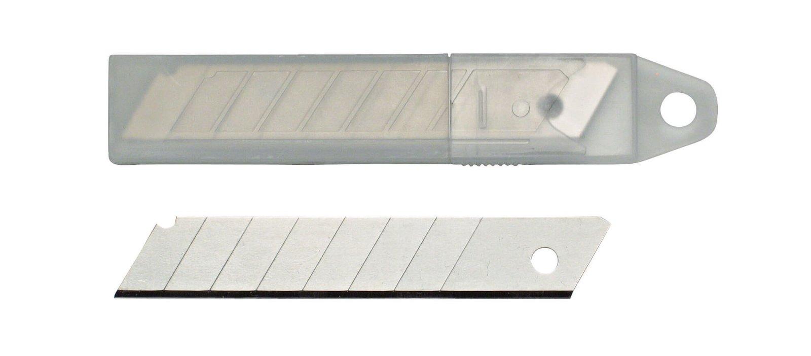 Ersatzklingen 18 mm, 10 Stück, sonstige