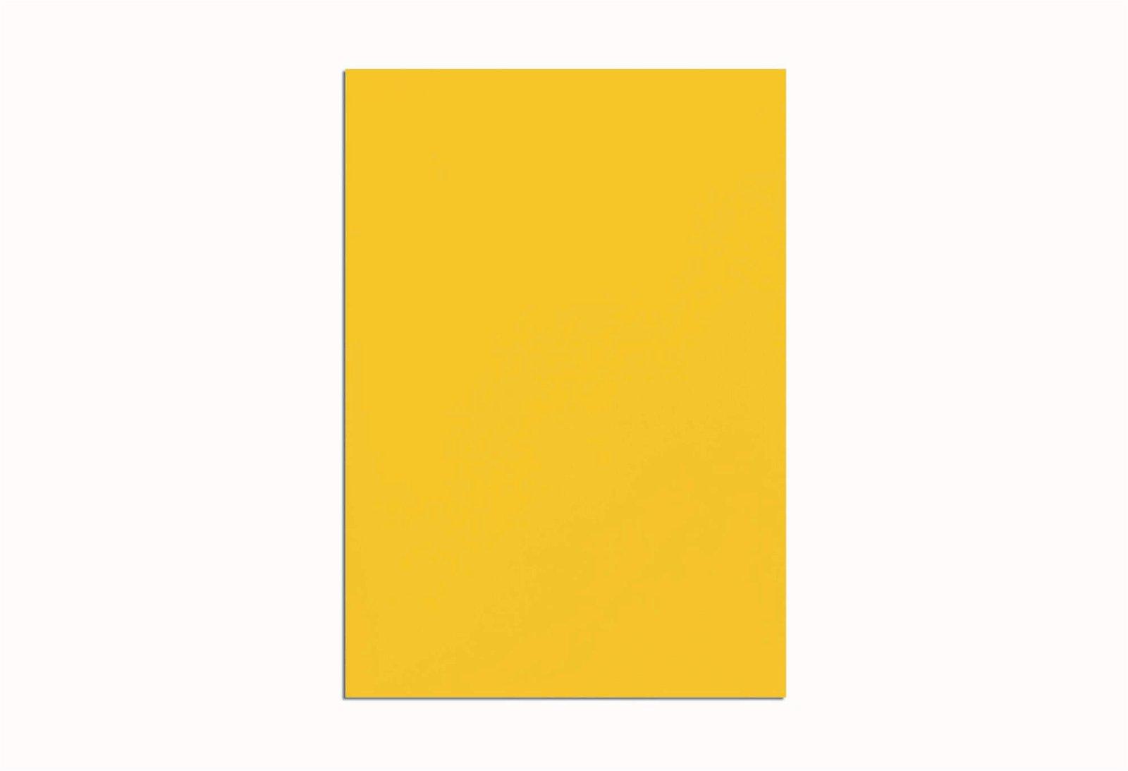 Magnetbogen A4, gelb