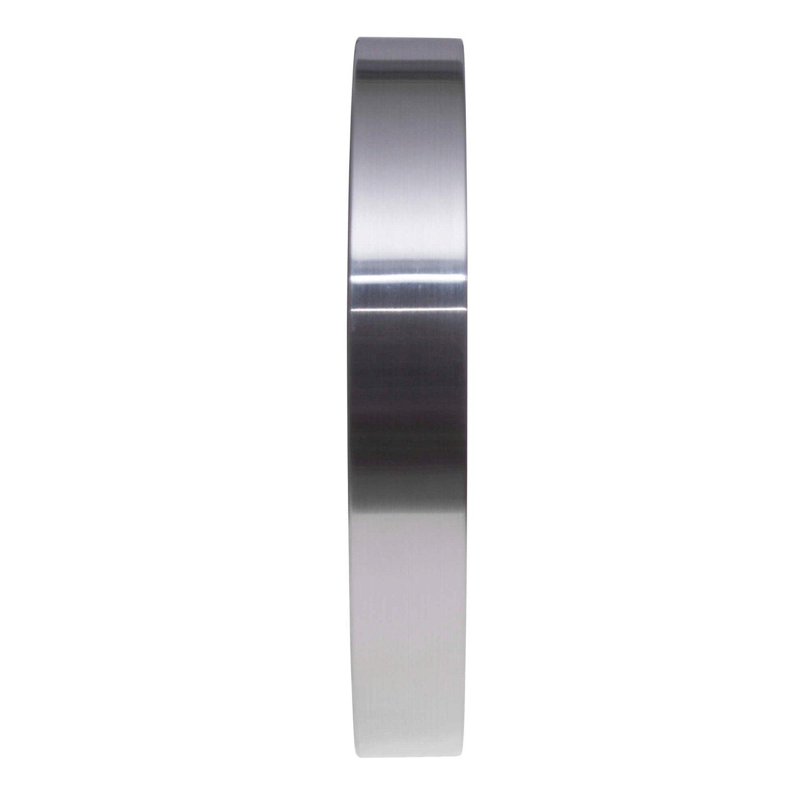Wanduhr MAULmove 30RC, aluminium