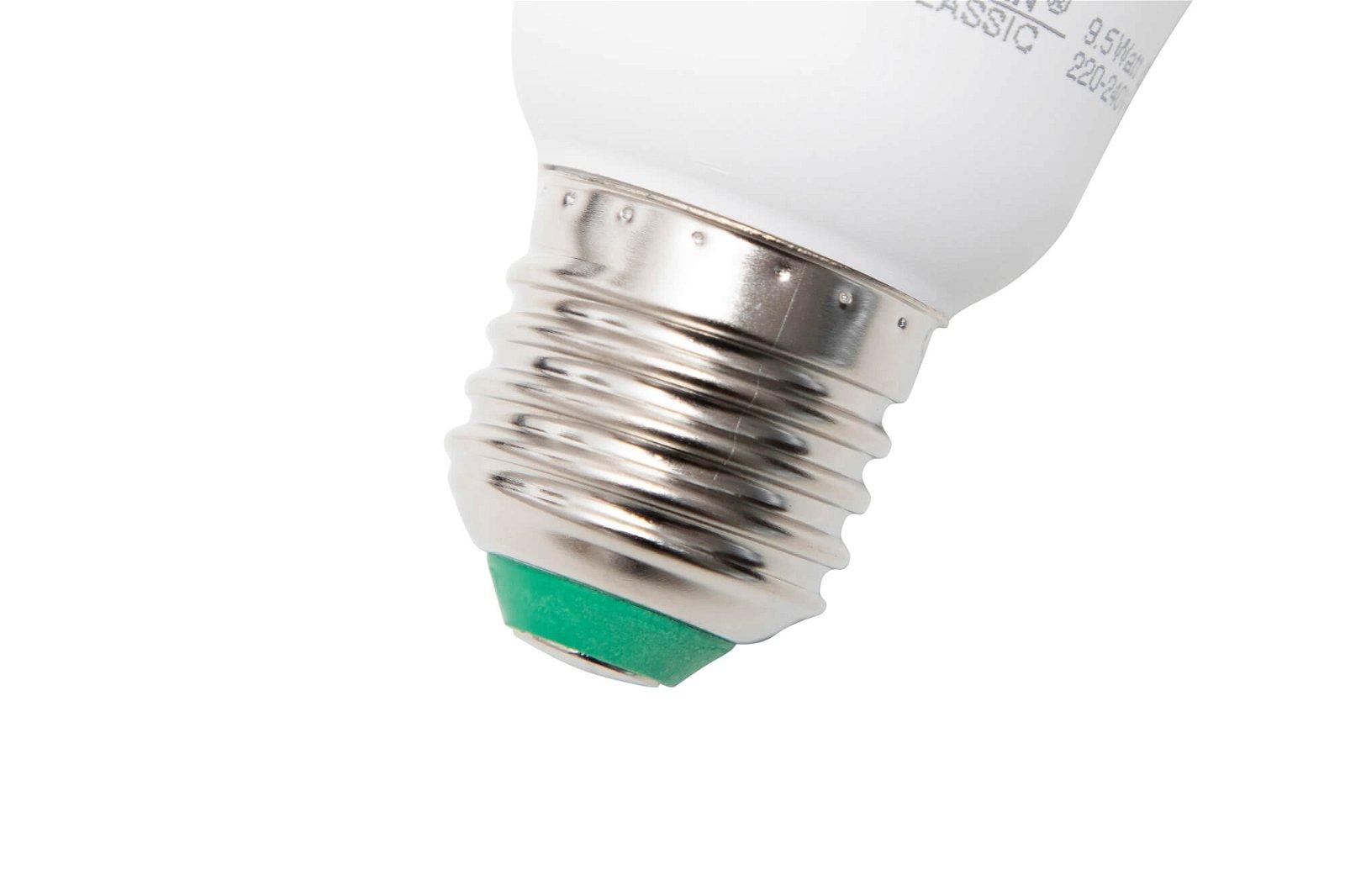 LED-Leuchtmittel 10 W Sockel E27, 4000 K, glasklar