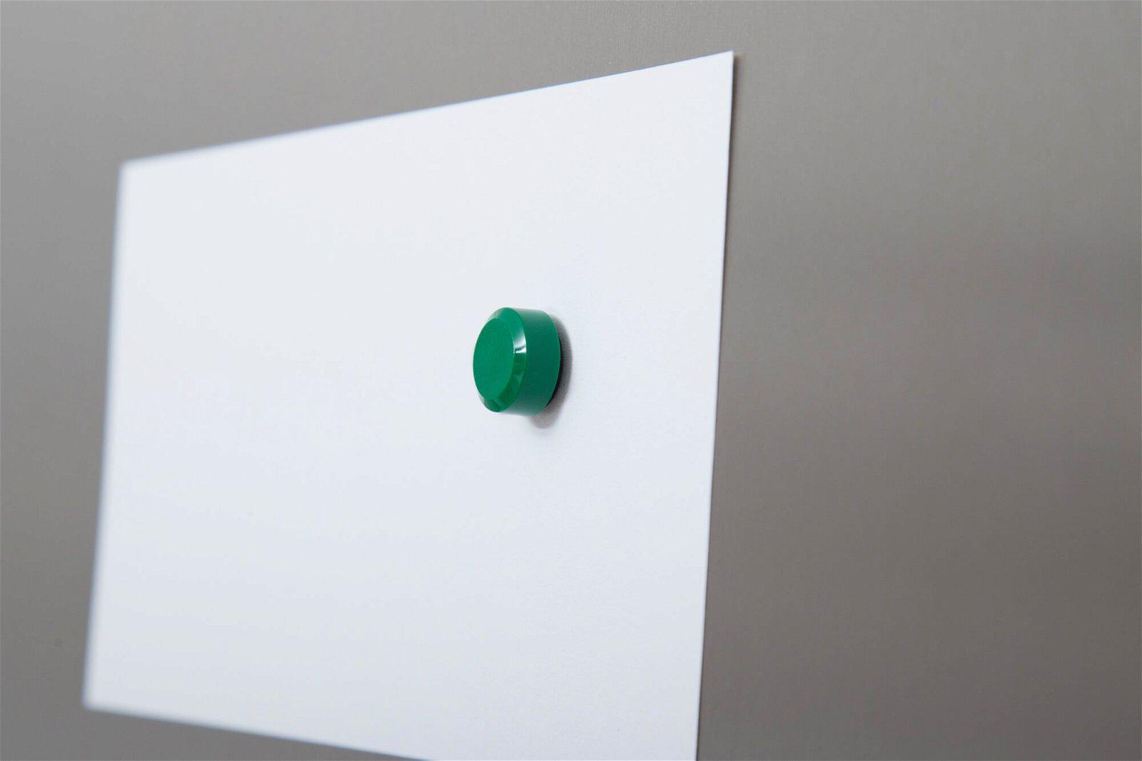 Facetterand-Magnet MAULpro Ø 15 mm, 0,17 kg, 20 St./Set, farbig sortiert