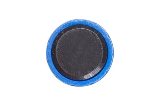 Magnet MAULsolid Ø 15 mm, 0,15 kg Haftkraft, 10 St/Ktn., blau