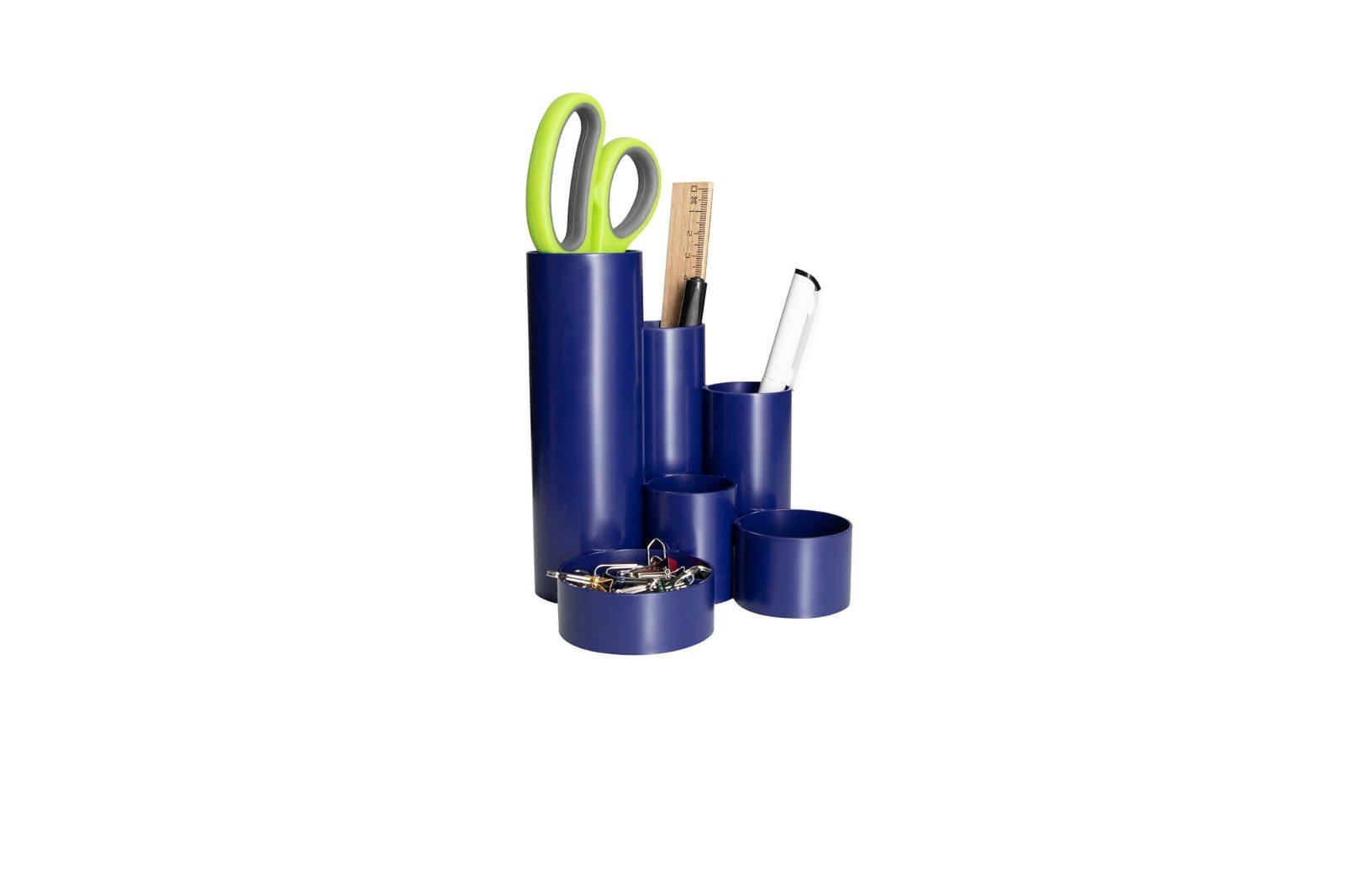 Stifteköcher MAULtubo, blau