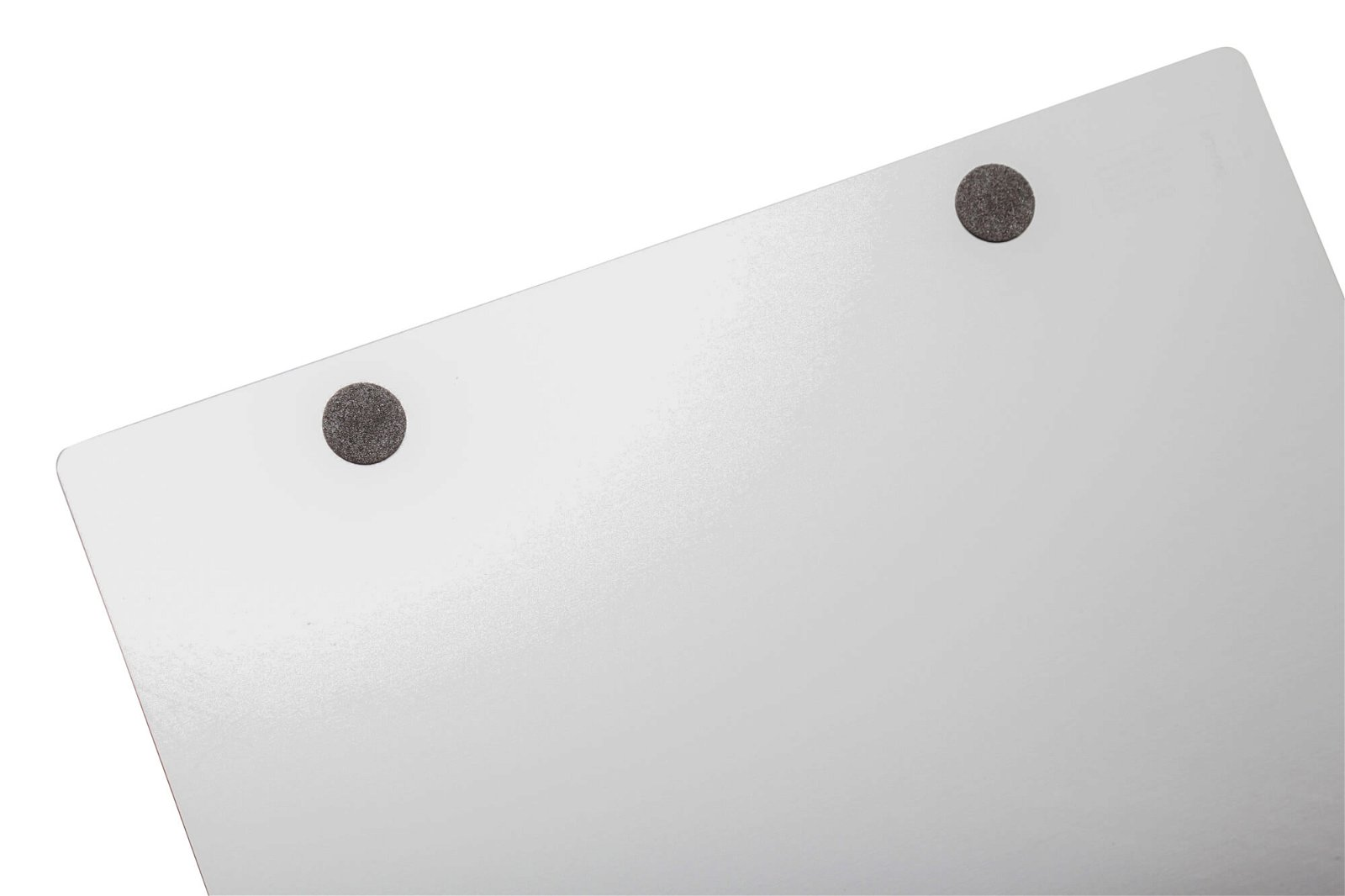 Schreibplatte, Aluminium eloxiert