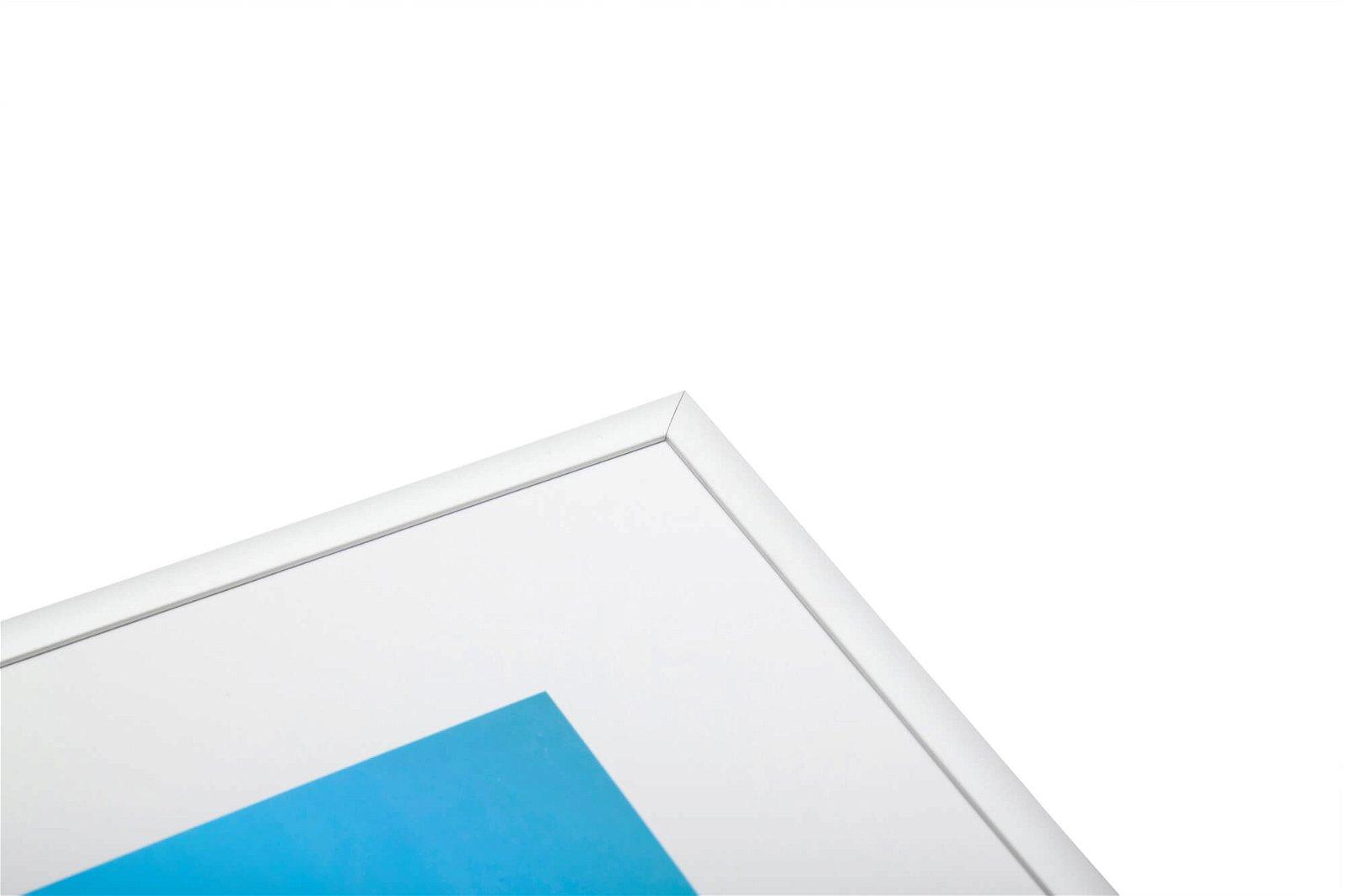 Bilderrahmen Aluminium, 50 x 70 cm
