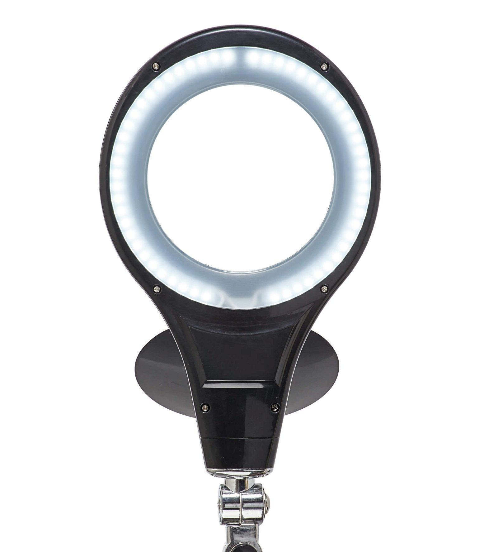 LED-Lupenleuchte MAULmakro