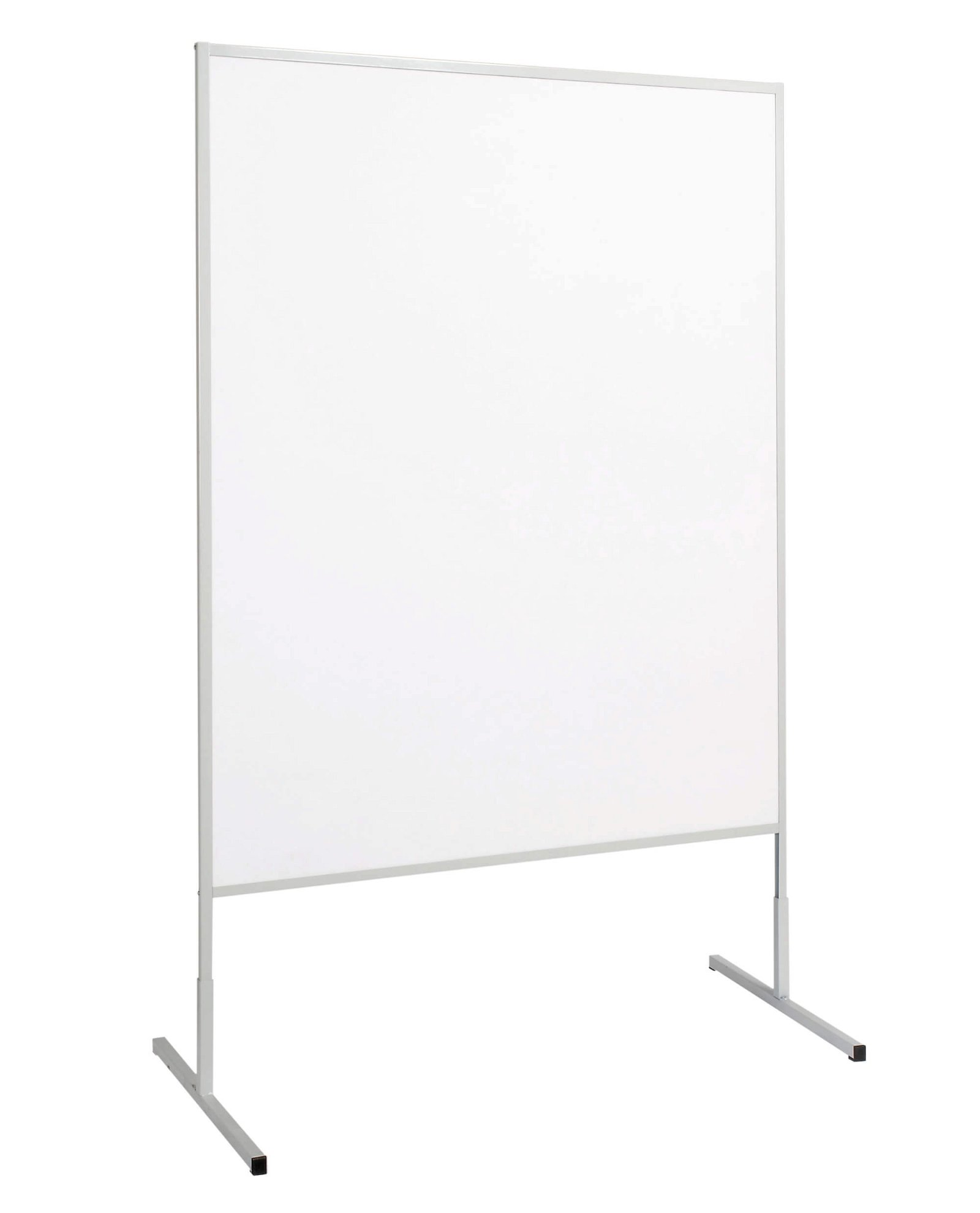 Moderationstafel MAULstandard Papier, 150x120 cm, grau