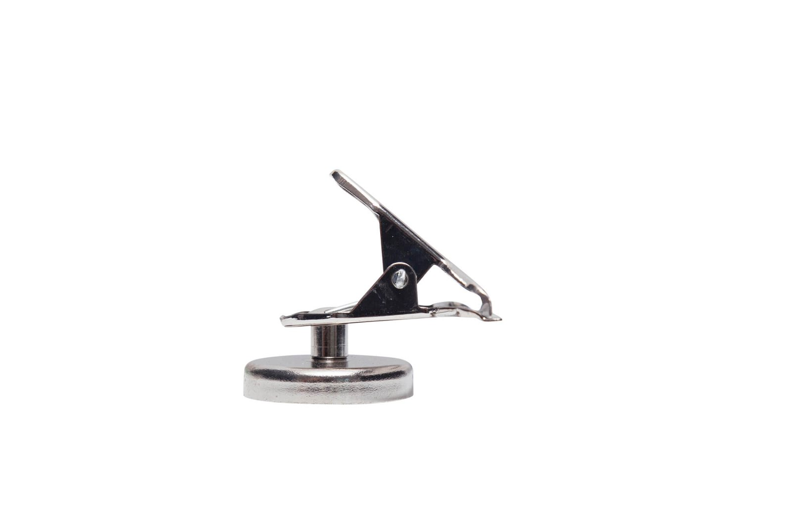Brief-Klemmer MAULpro mit Magnet Breite 75 mm, 3 St./Set, hellsilber