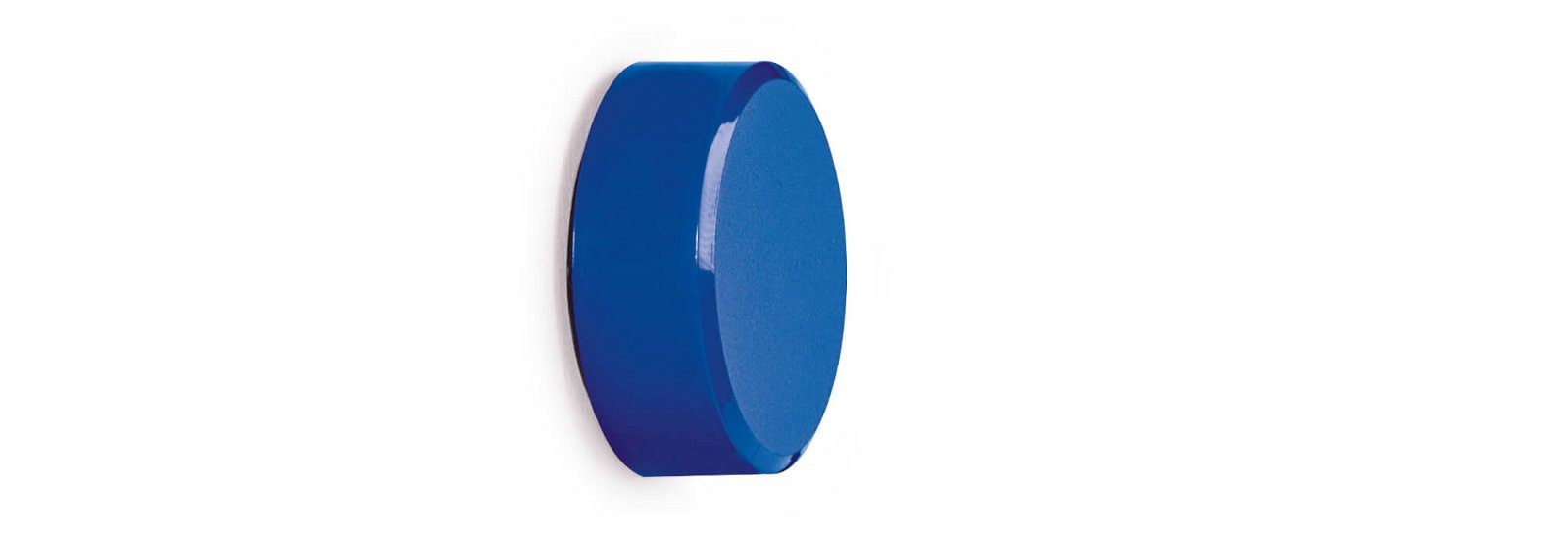 Facetterand-Magnet MAULpro Ø 34 mm, 2 kg, 20 St./Set, blau