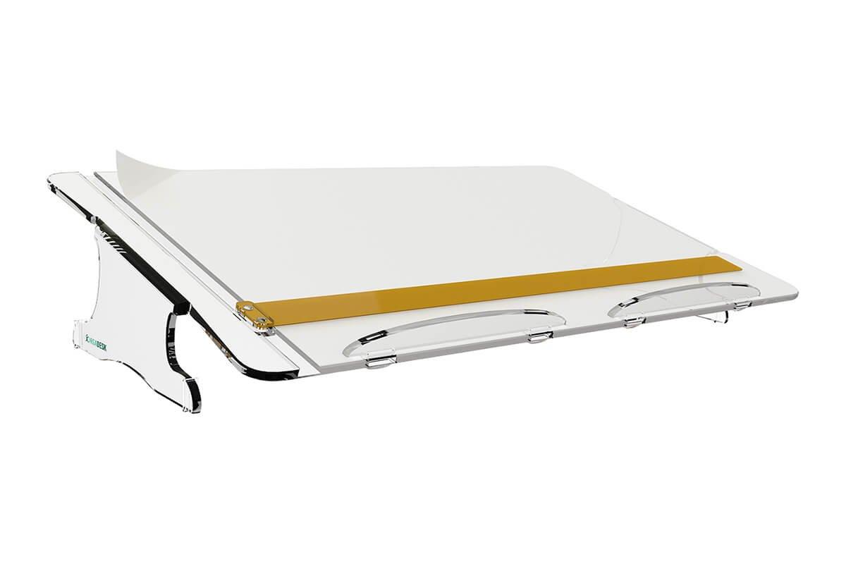 Orgadesk Classic TRA, ergonomischer Dokumentenhalter