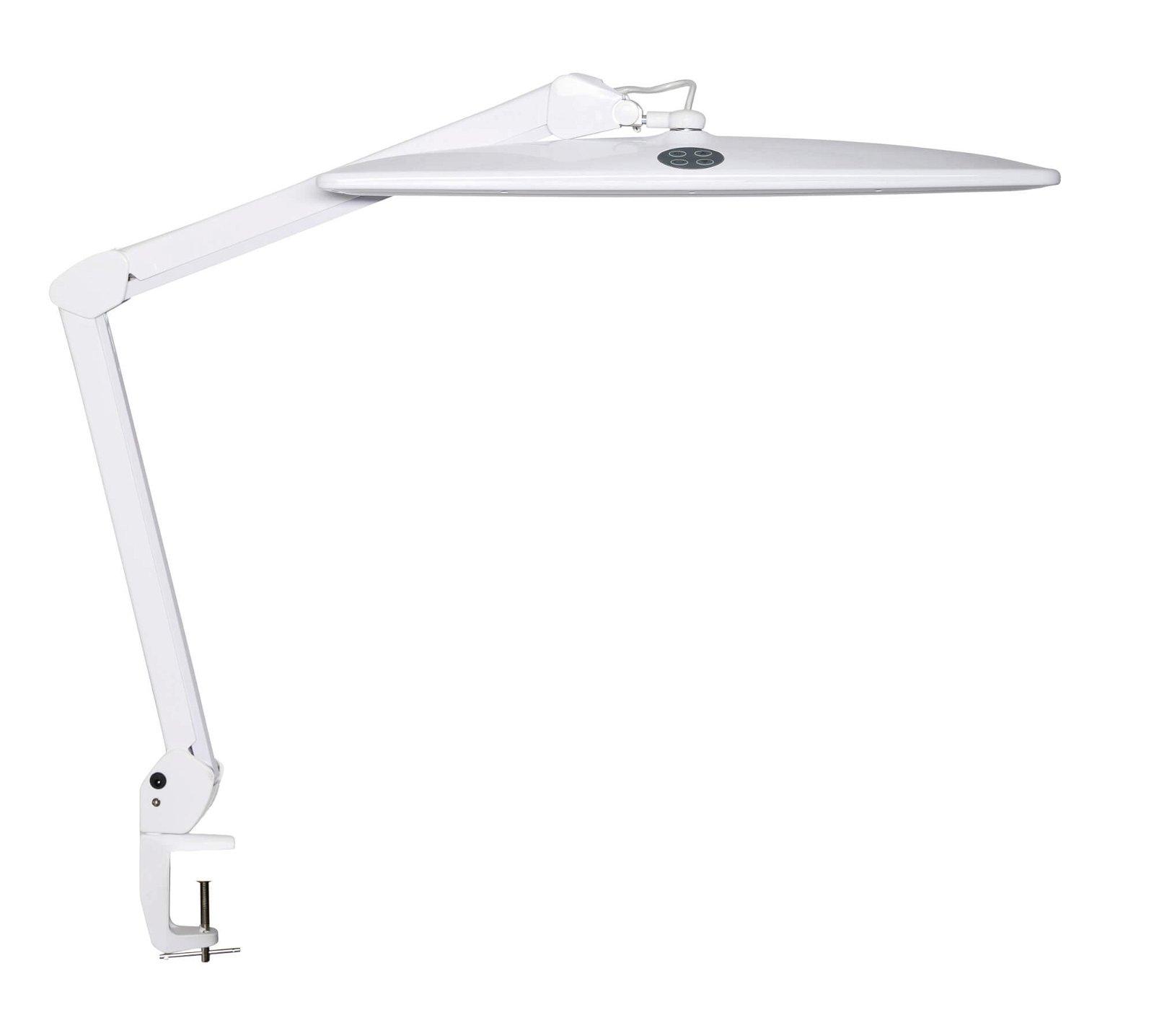 LED-Tischleuchte MAULwork, dimmbar, weiß