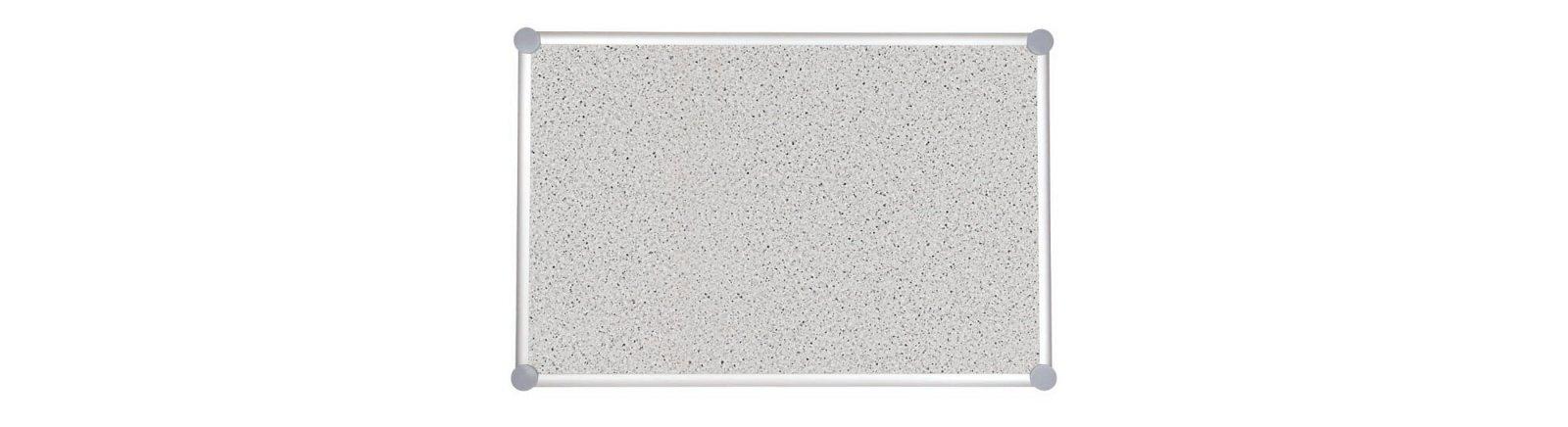 Pinnboard 2000 MAULpro, Struktur, 90x120 cm, grau
