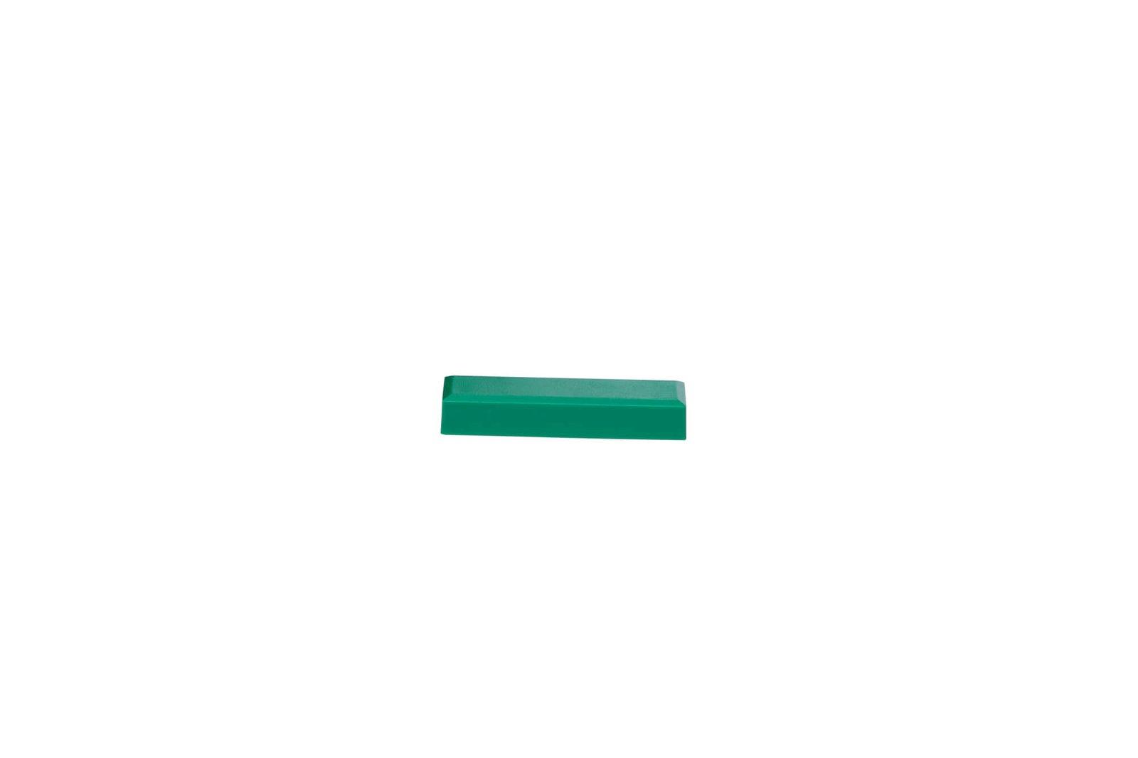 Facetterand-Magnet MAULpro 53 x 18 mm, 1 kg, 20 St./Set, grün