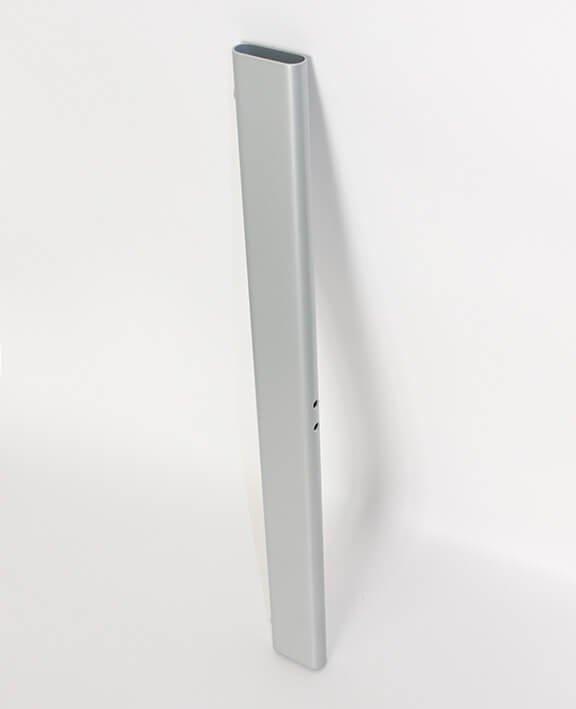 Fuß Mobilboard revolve, silber