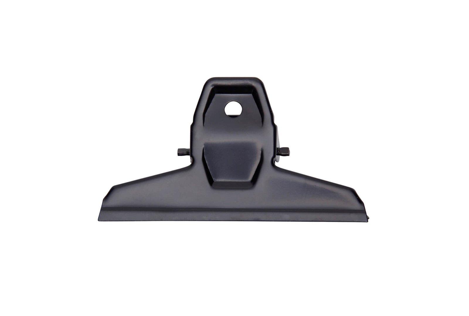 Brief-Klemmer MAULpro, Breite 95 mm, schwarz