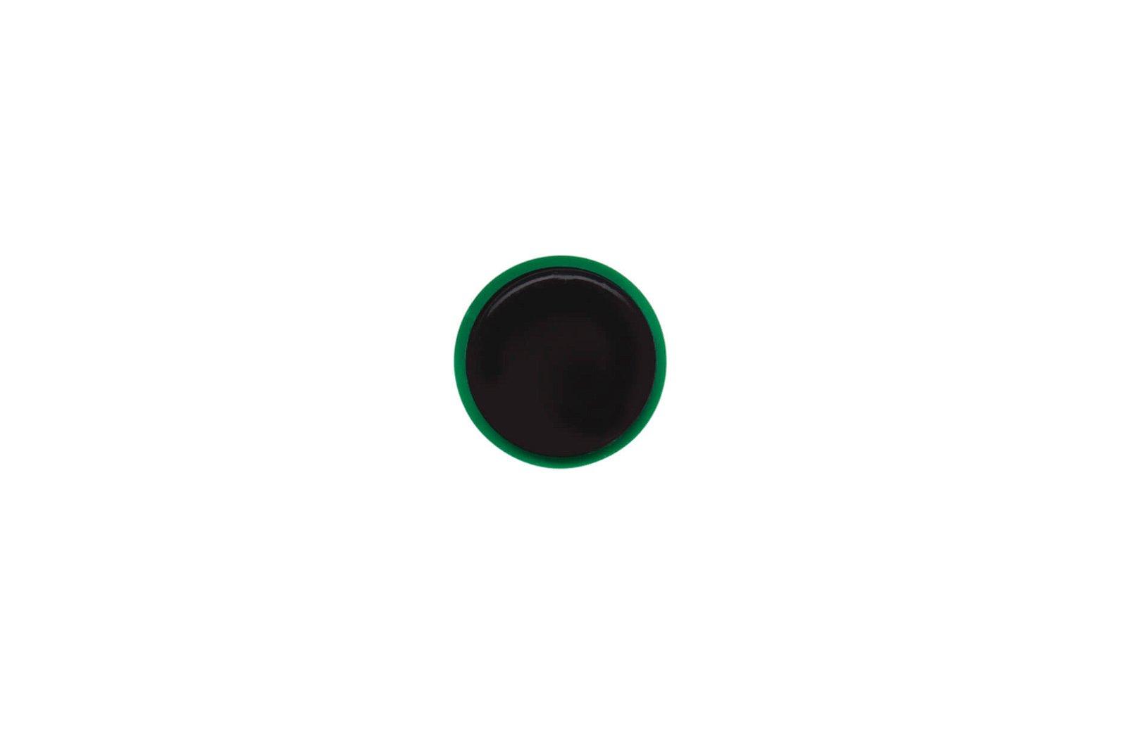 Facetterand-Magnet MAULpro Ø 20 mm, 0,3 kg, 20 St./Set, grün