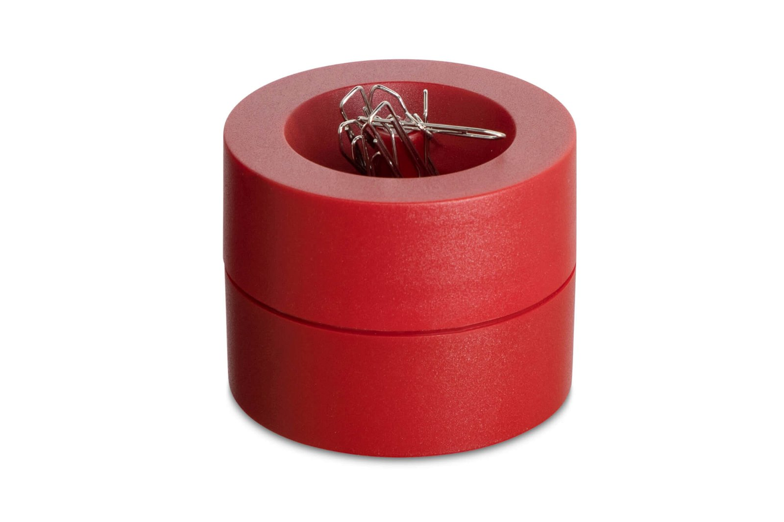 Klammernspender MAULpro, rot