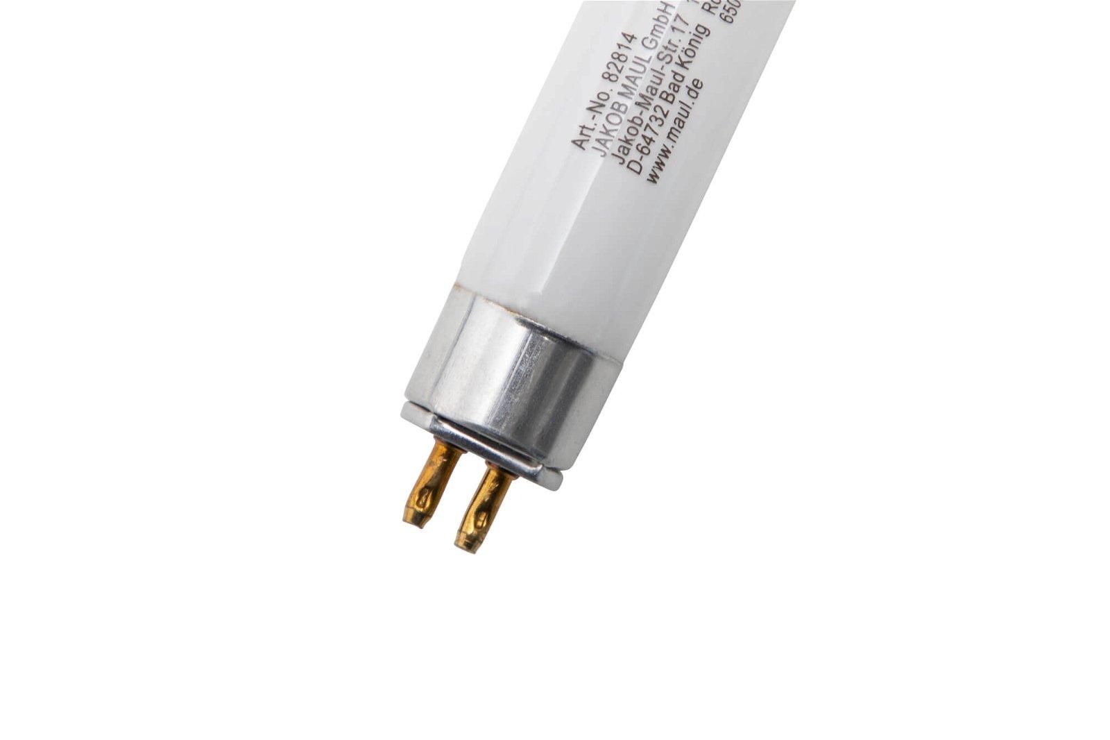 Energiespar-Leuchtmittel, Sockel G5, 6500 K, glasklar