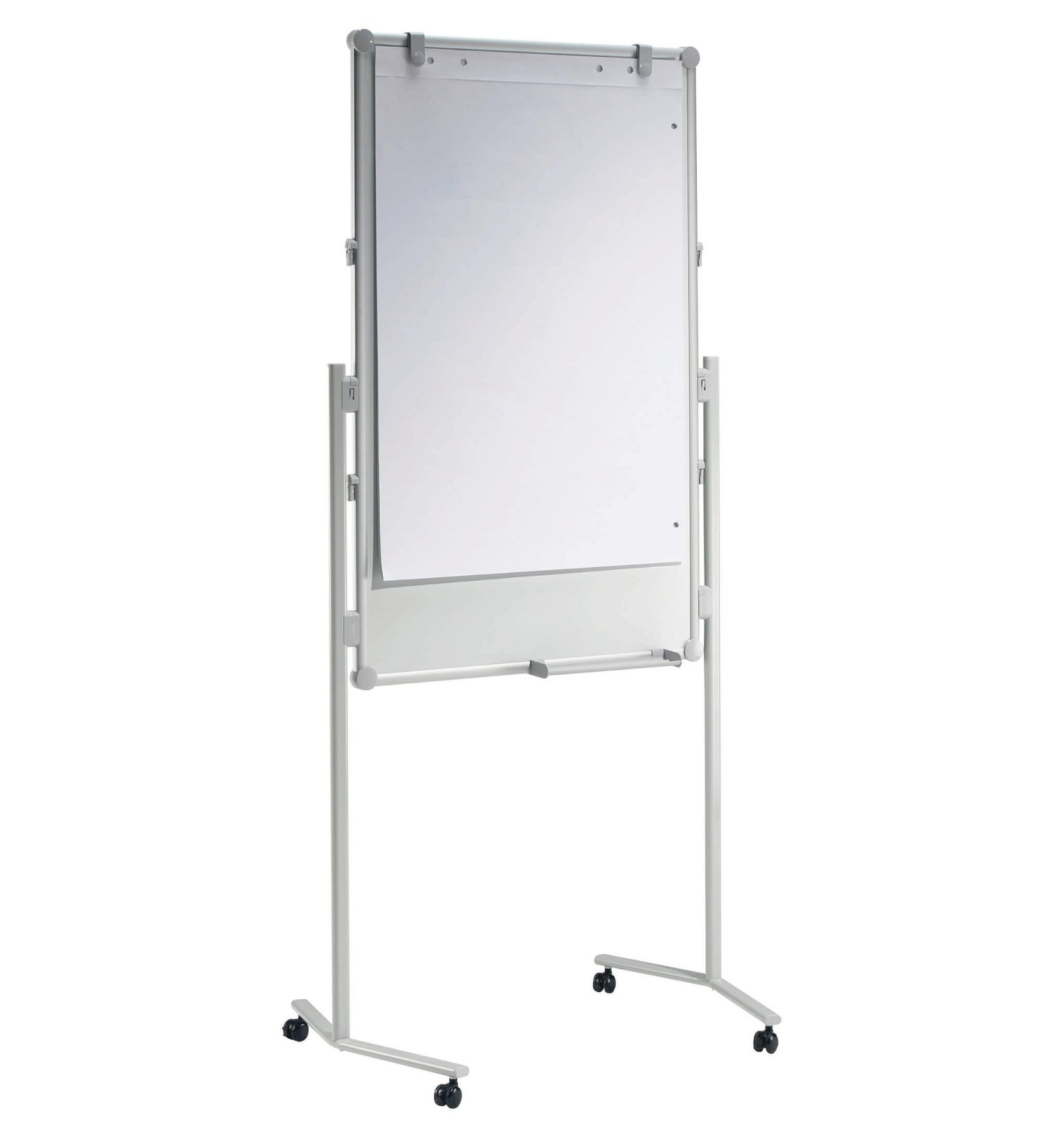 Moderationstafel MAULpro Textil/WB, 120x75 cm, grau