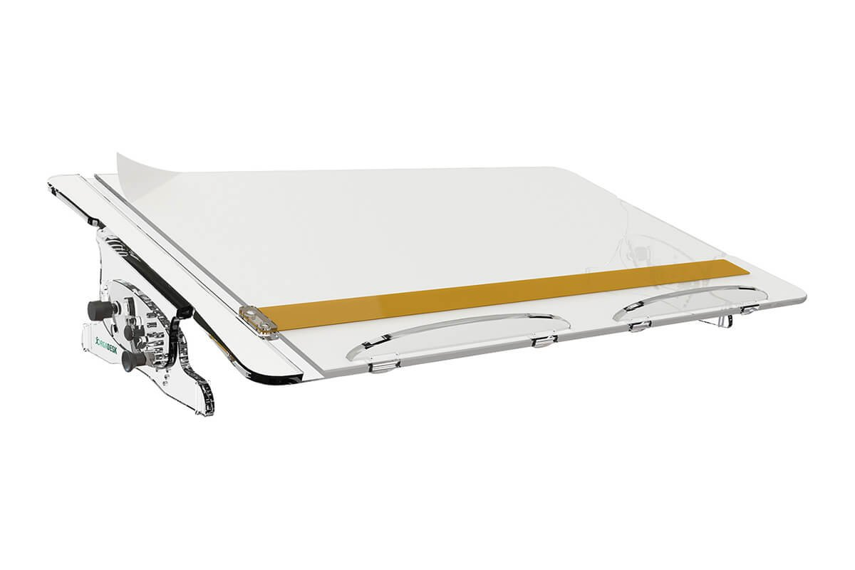 Orgadesk Flex TRA, ergonomischer Dokumentenhalter