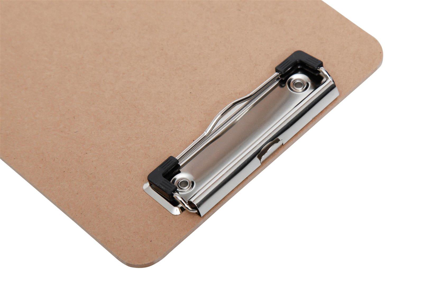 A5 Schreibplatte Hartfaser