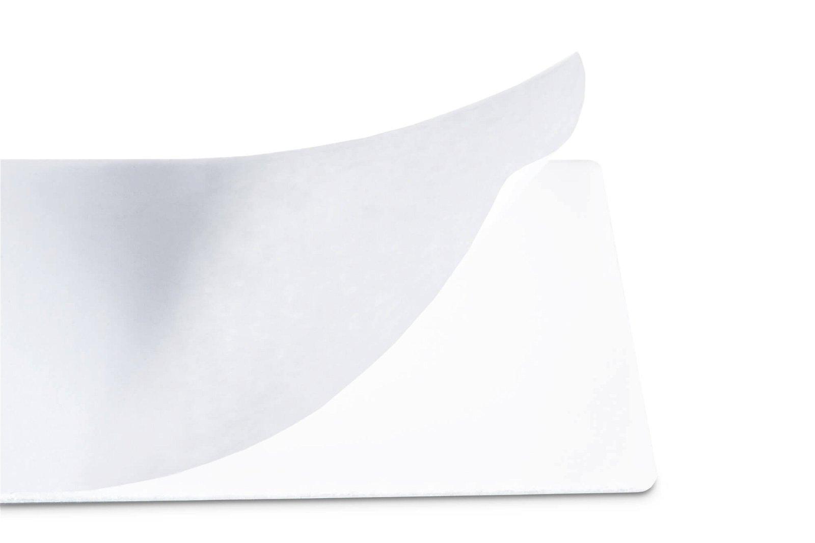 Ferroleiste MAULsolid, Länge 50 cm, weiß
