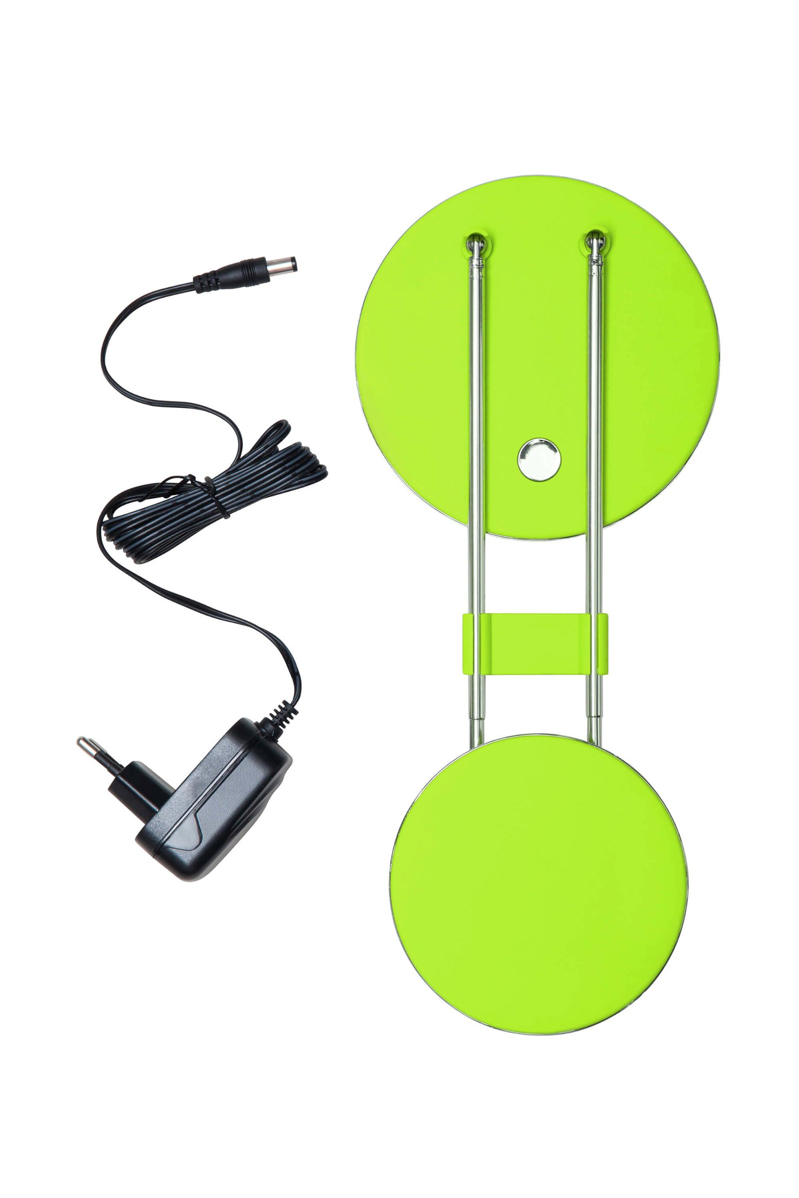 LED-Tischleuchte MAULpuck, hellgrün