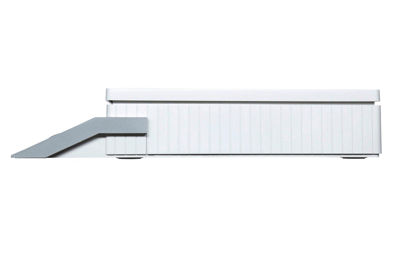 Solar-Paketwaage MAULparcel S, 50 kg, grau