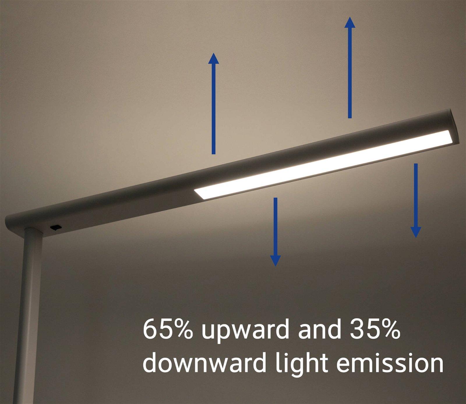 LED-Standleuchte MAULjet