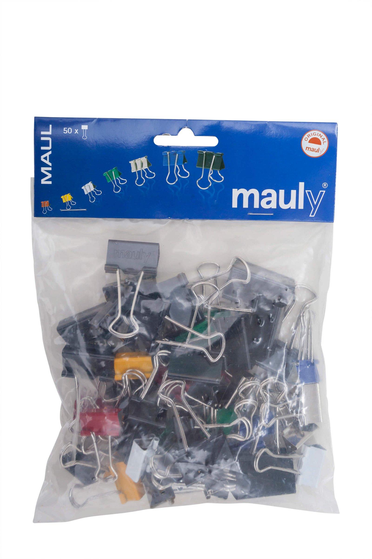 mauly 215, div. Größen und Farben, Inhalt: 50 maulys, farbig sortiert