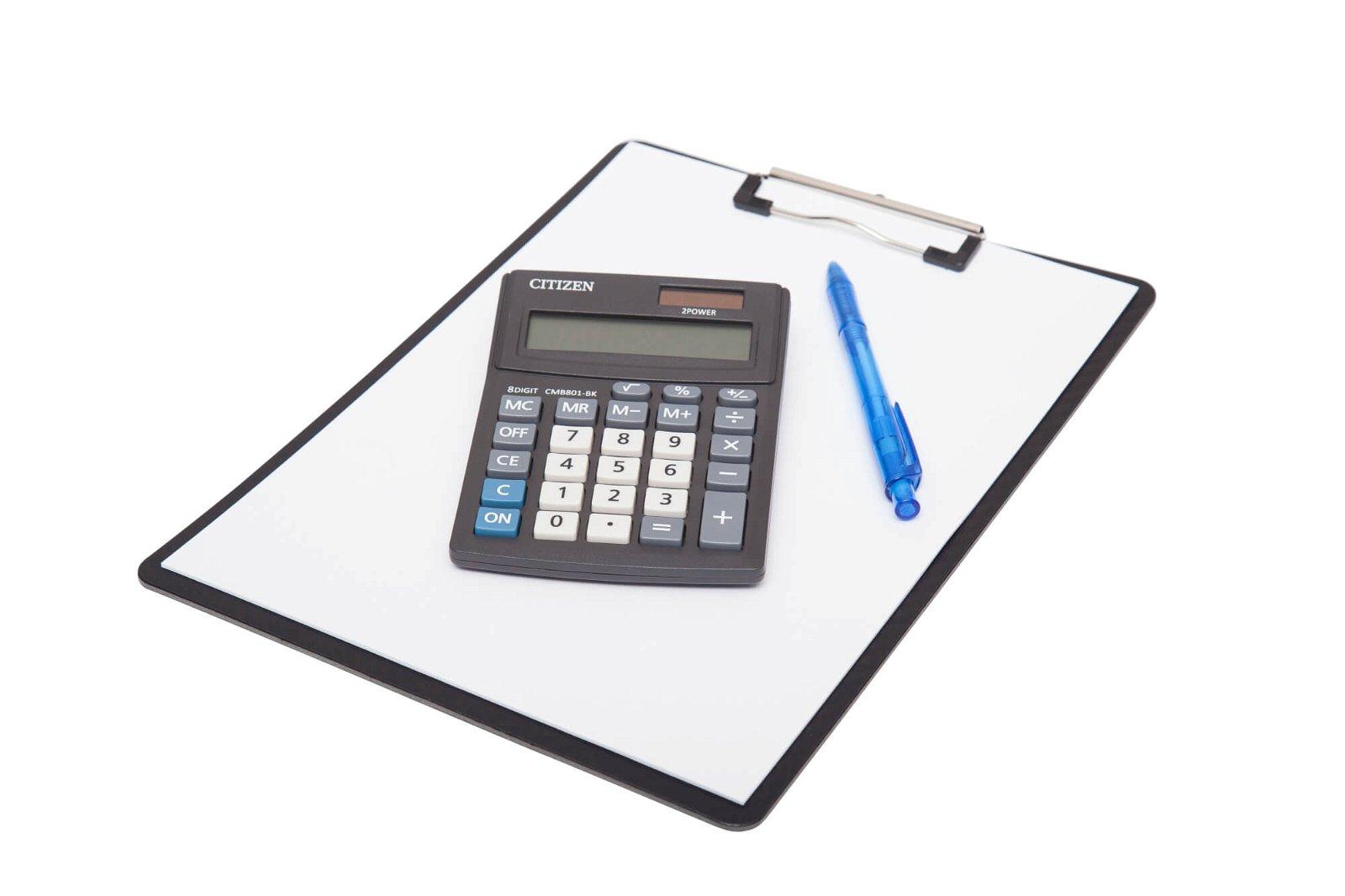 Tischrechner CMB801-BK