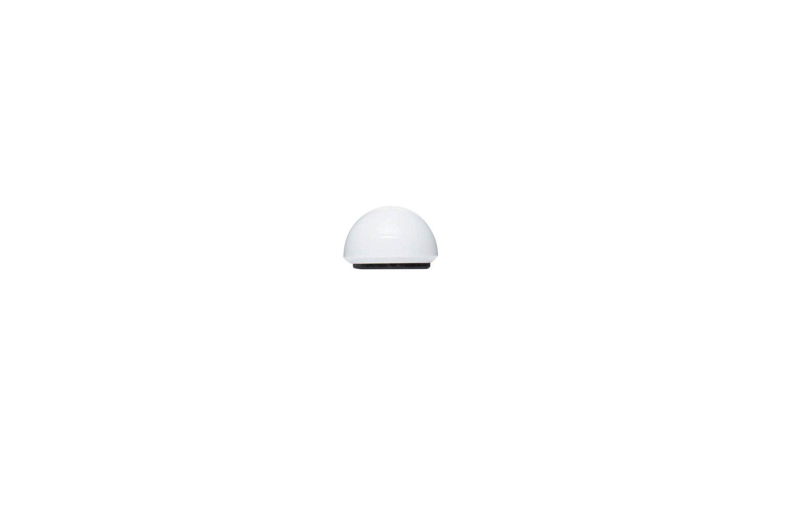 Kugel-Magnet Ø 30 mm, 0,6 kg Haftkraft, 10 St./Set, weiß