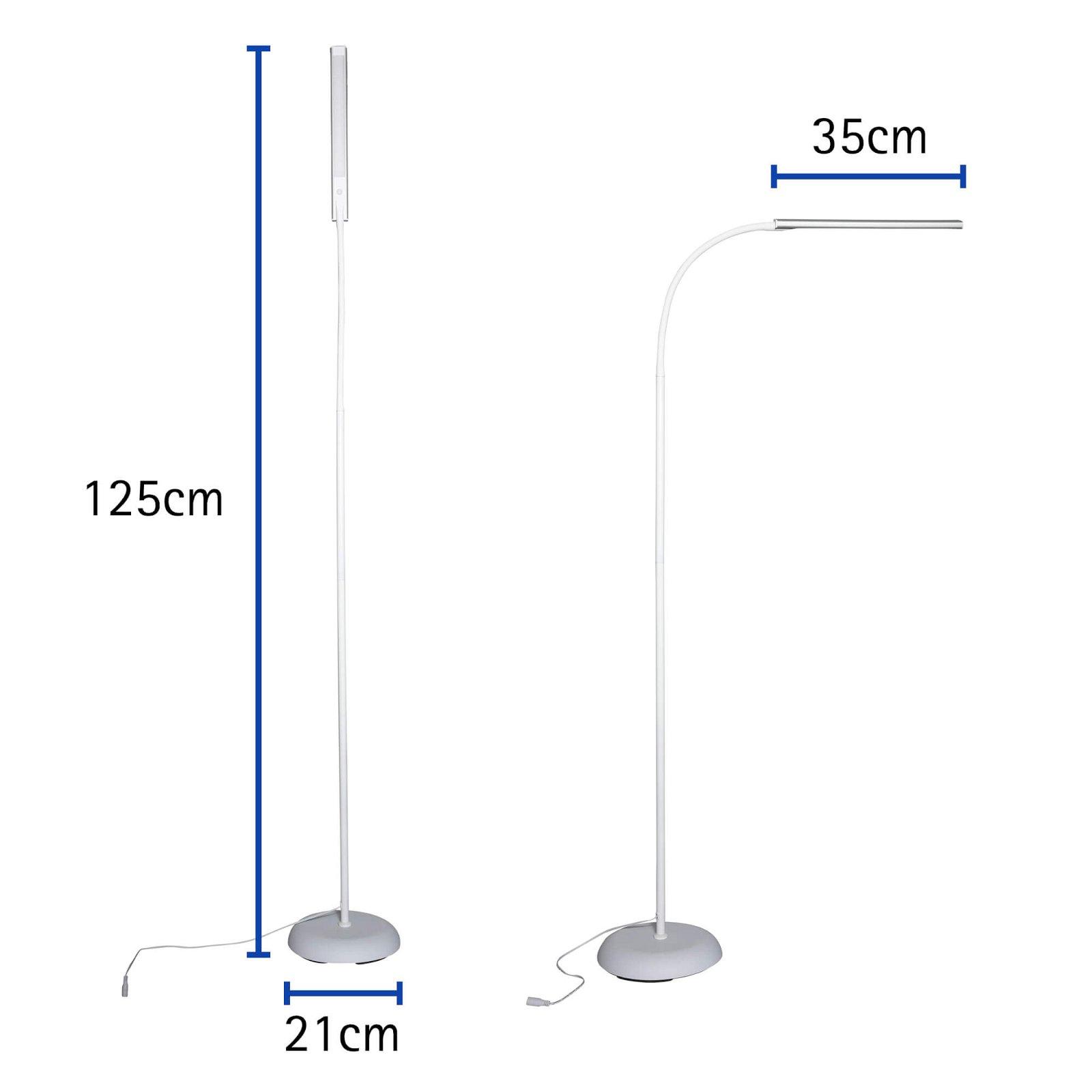 LED-Standleuchte MAULpirro, dimmbar