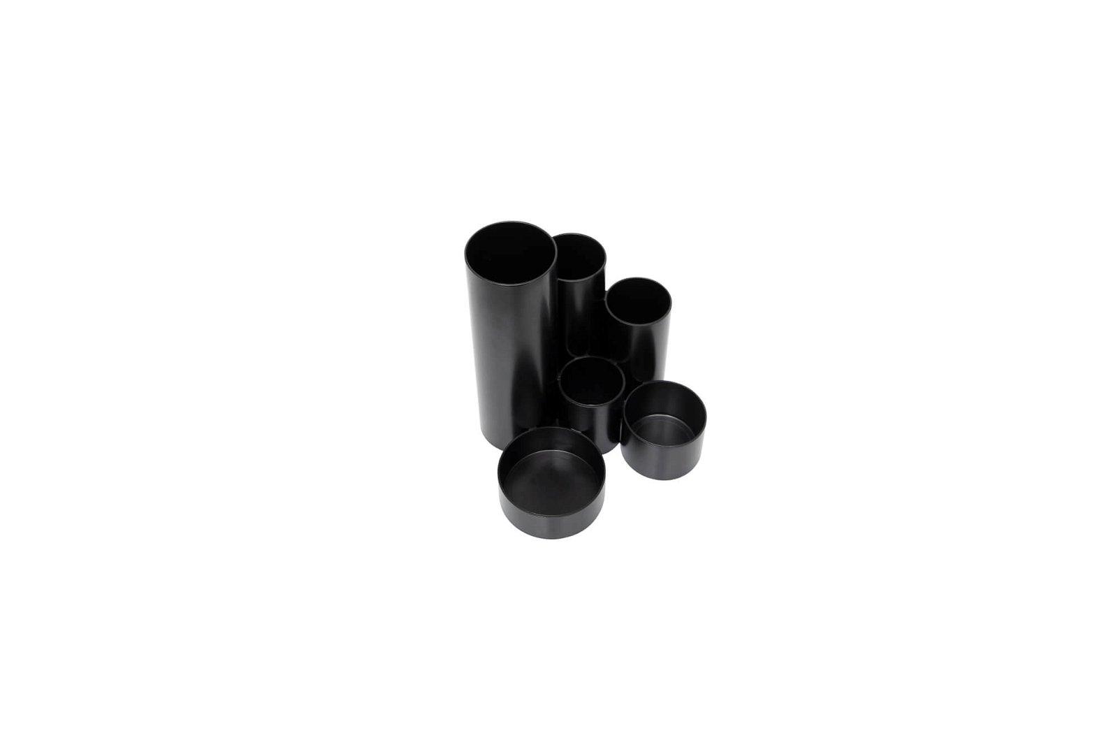 Stifteköcher MAULtubo, schwarz