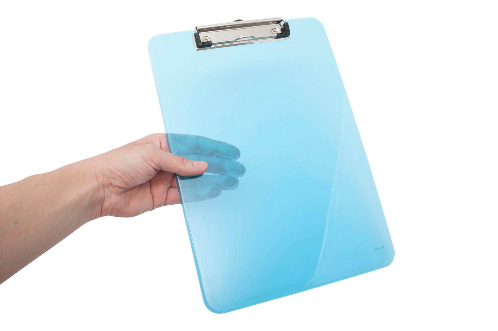 Schreibplatte MAULneon