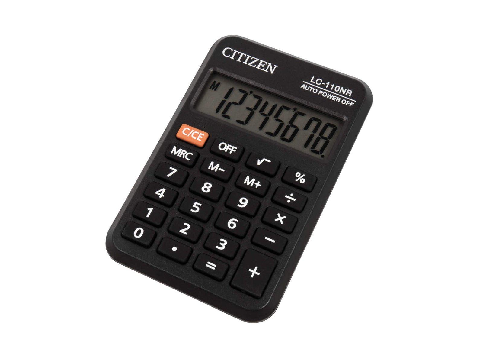 Taschenrechner LC-110NR
