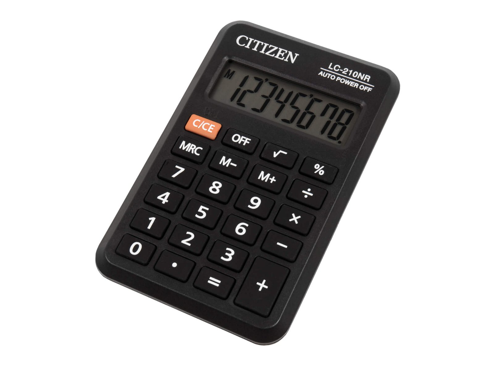 Taschenrechner LC-210NR