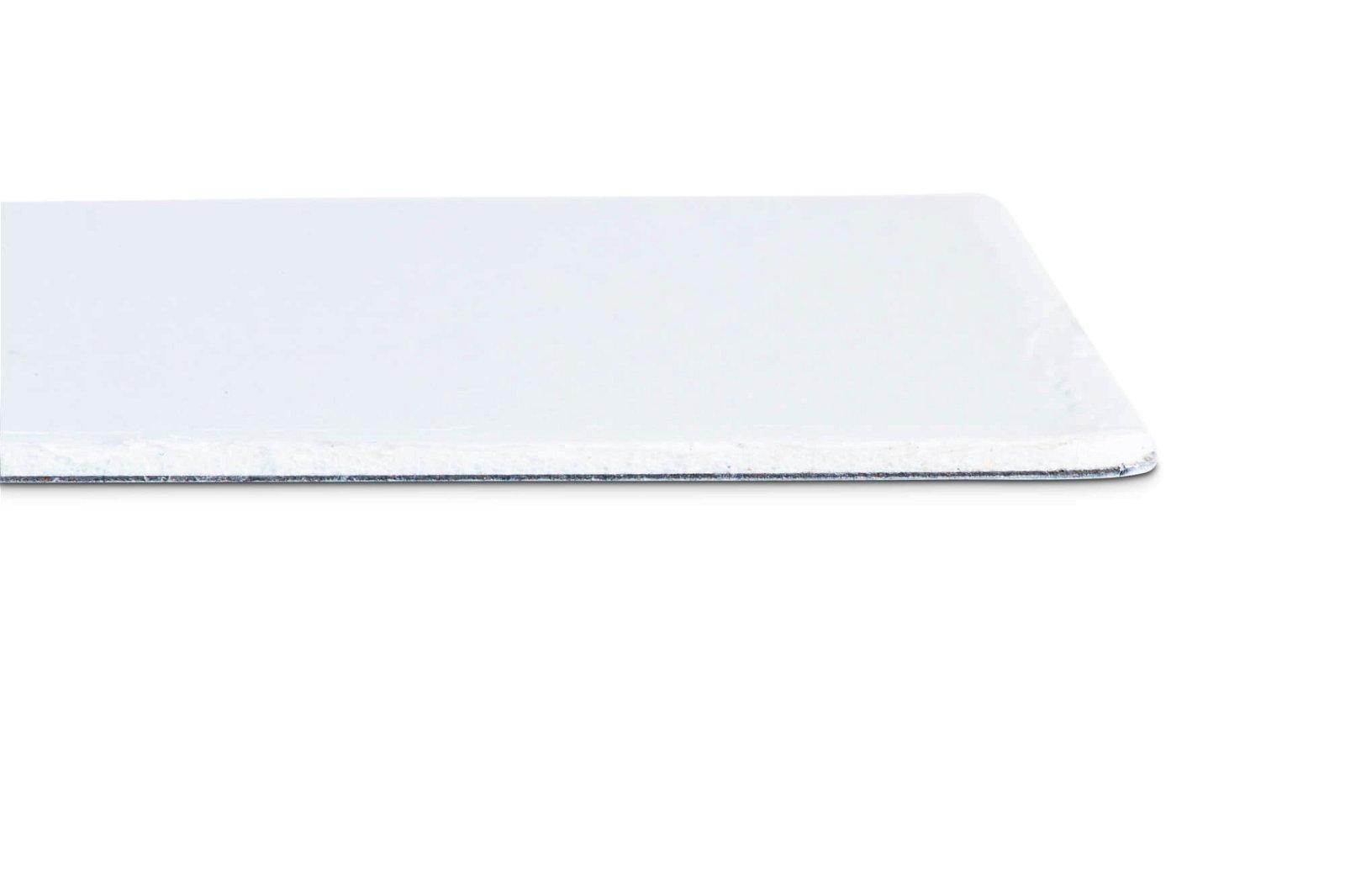 Ferroleiste MAULsolid, Länge 1 m, weiß