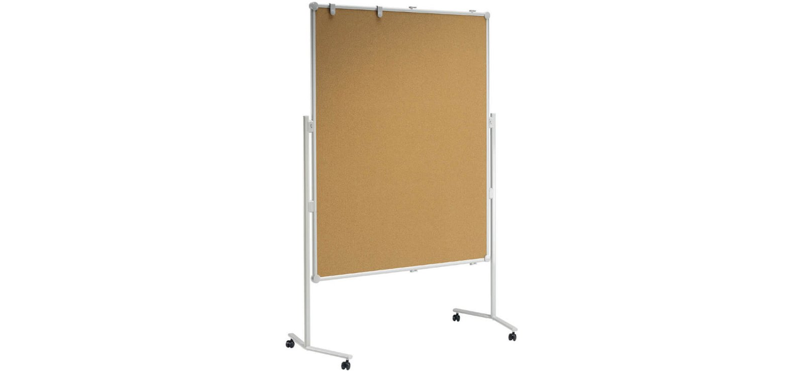 Moderationstafel MAULpro Kork, 150x120 cm, grau