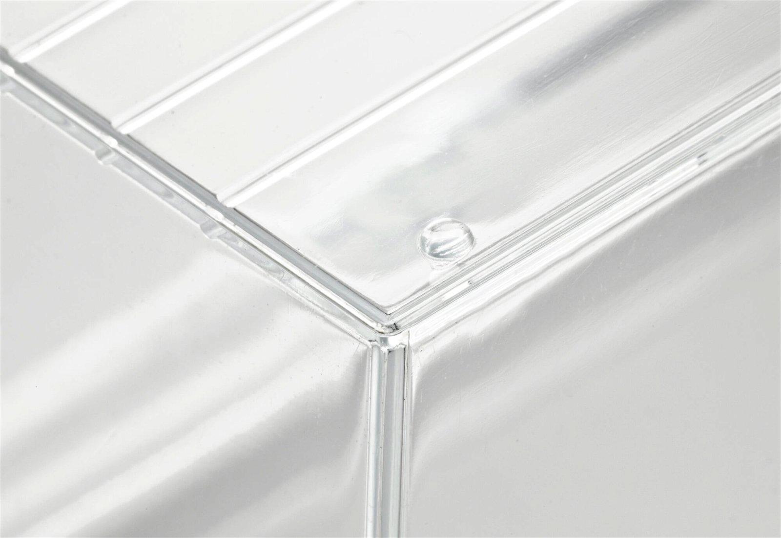 Acryl-Karteikasten, DIN A6, glasklar