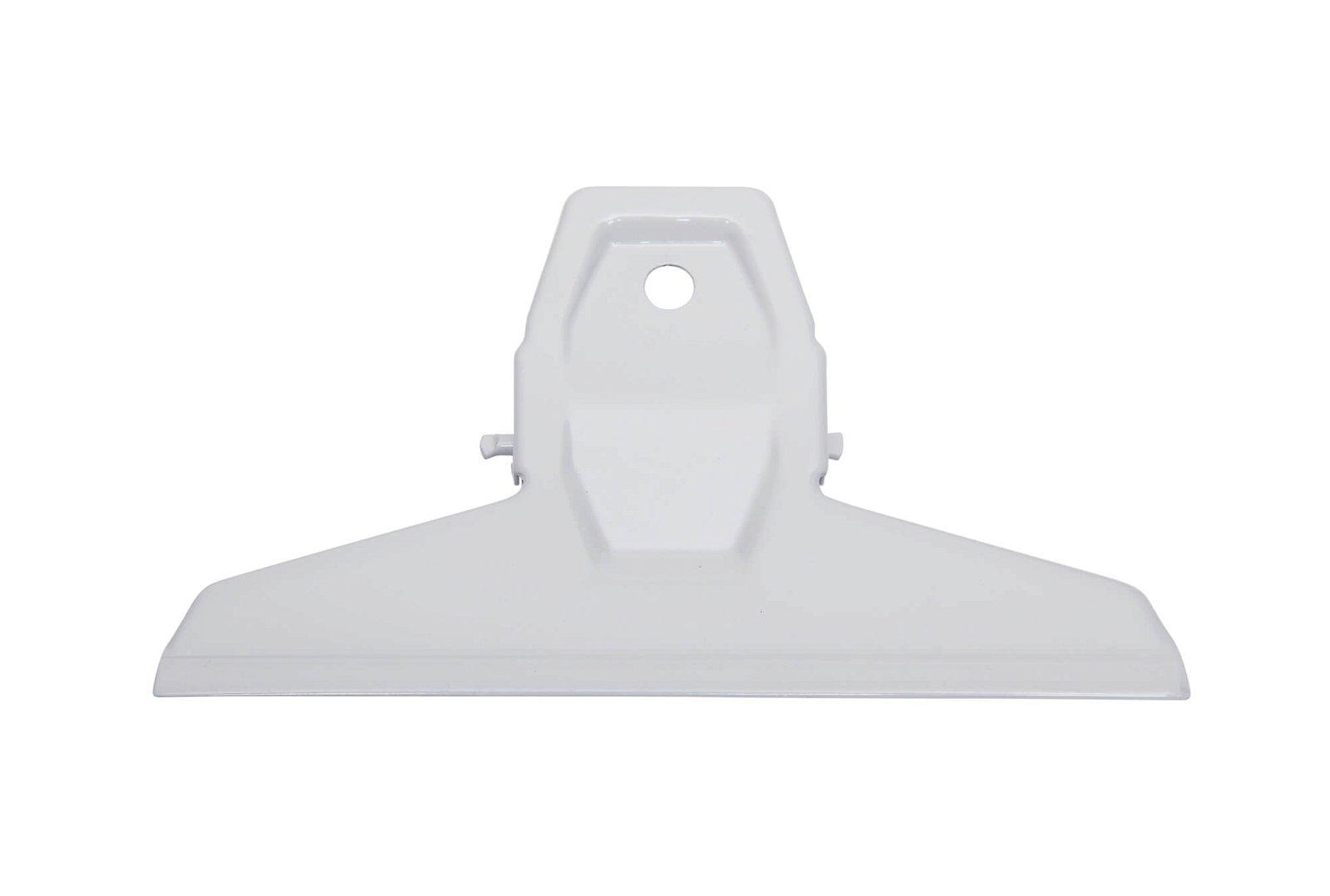 Brief-Klemmer MAULpro, Breite 125 mm, grau