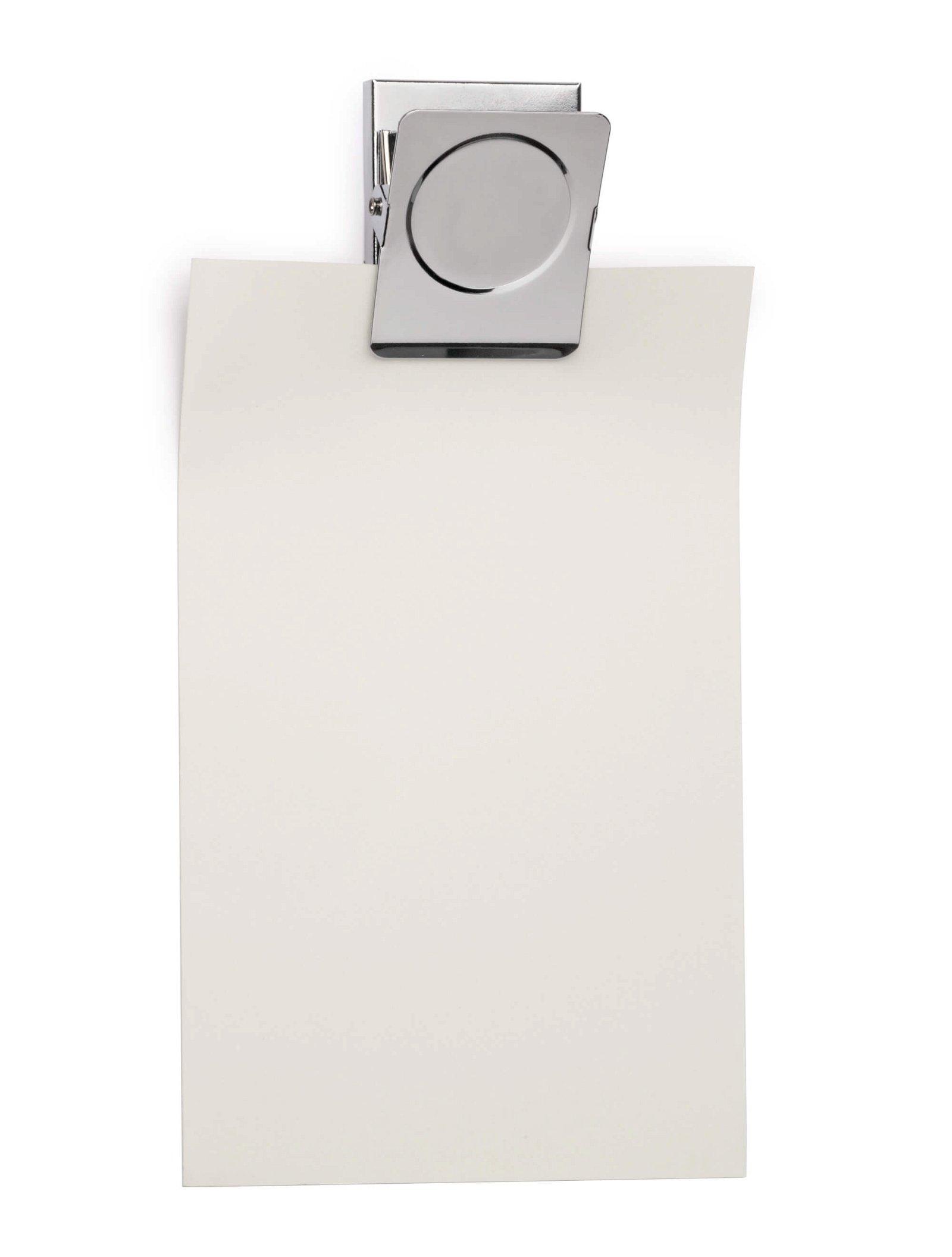 Papier-Klemmer mit Magnet