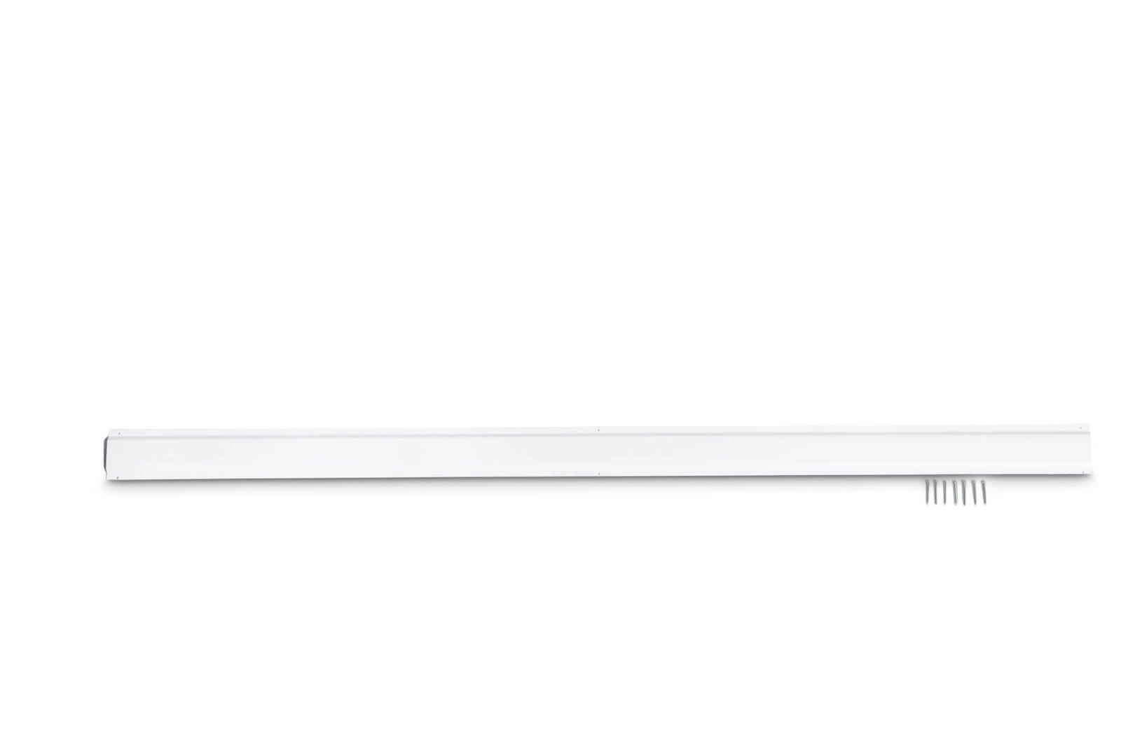 Ferroleiste ZA, Länge 1 m, weiß