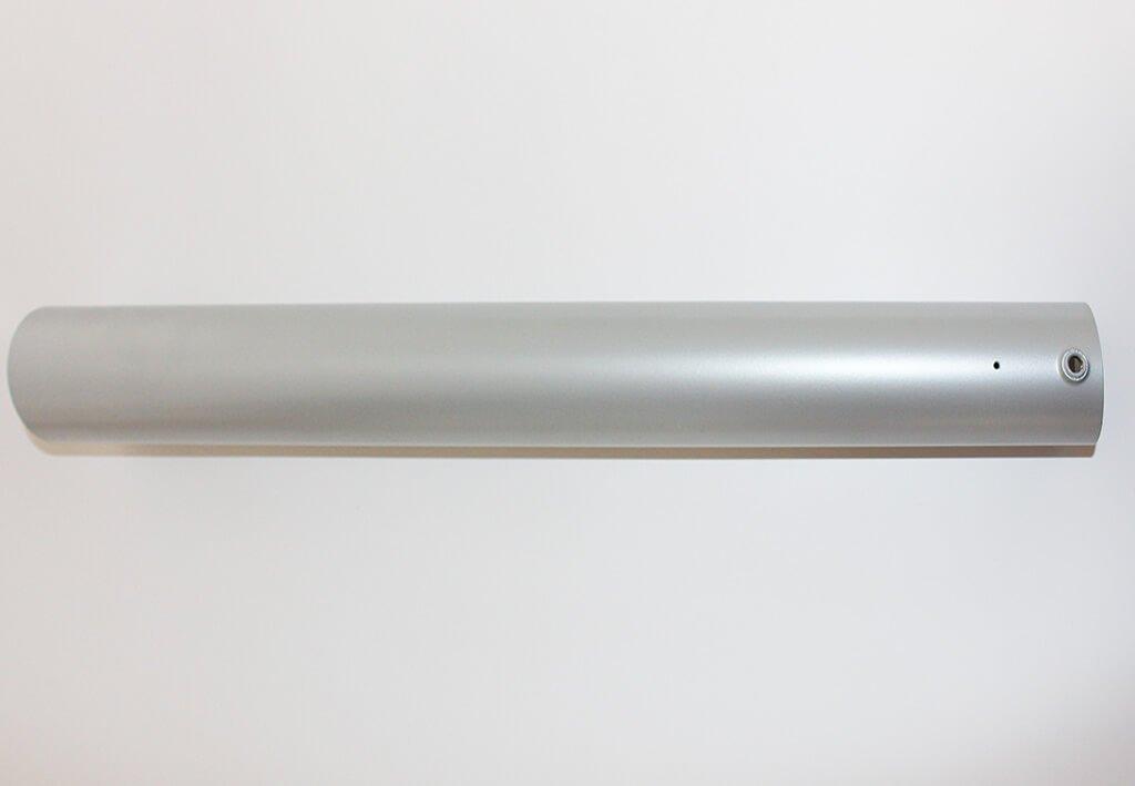 Teleskop-Außenrohr silber gep., silber