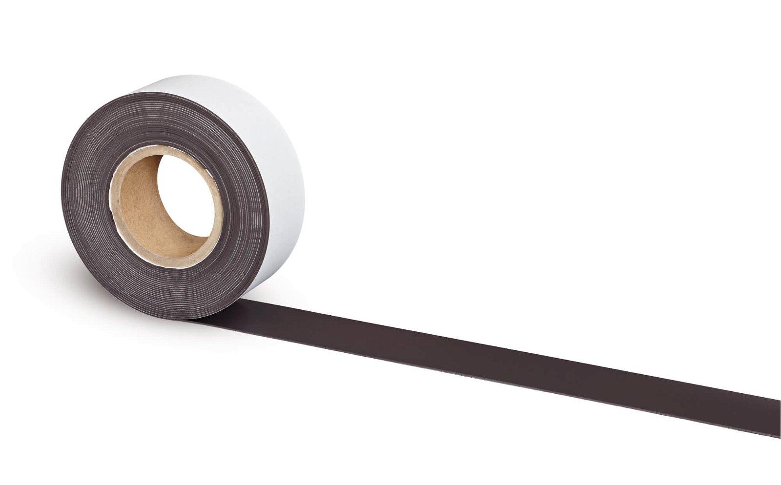 Magnetband, selbstklebend, 6 cm