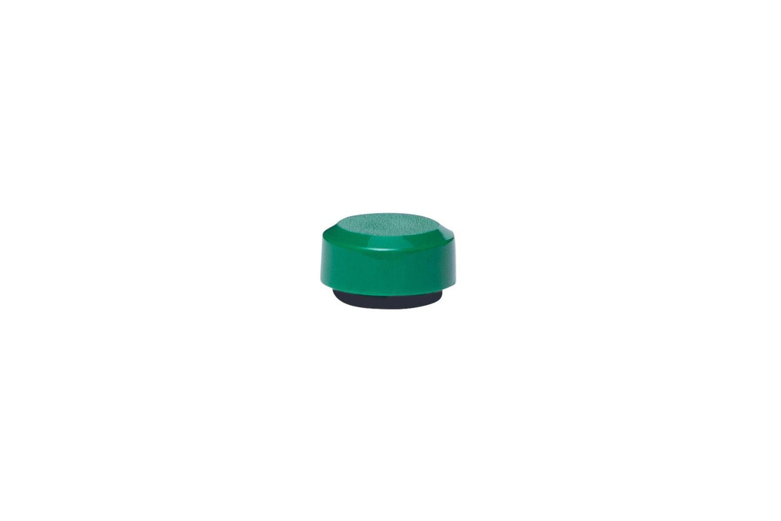 Facetterand-Magnet MAULpro Ø 15 mm, 0,17 kg, 20 St./Set, grün