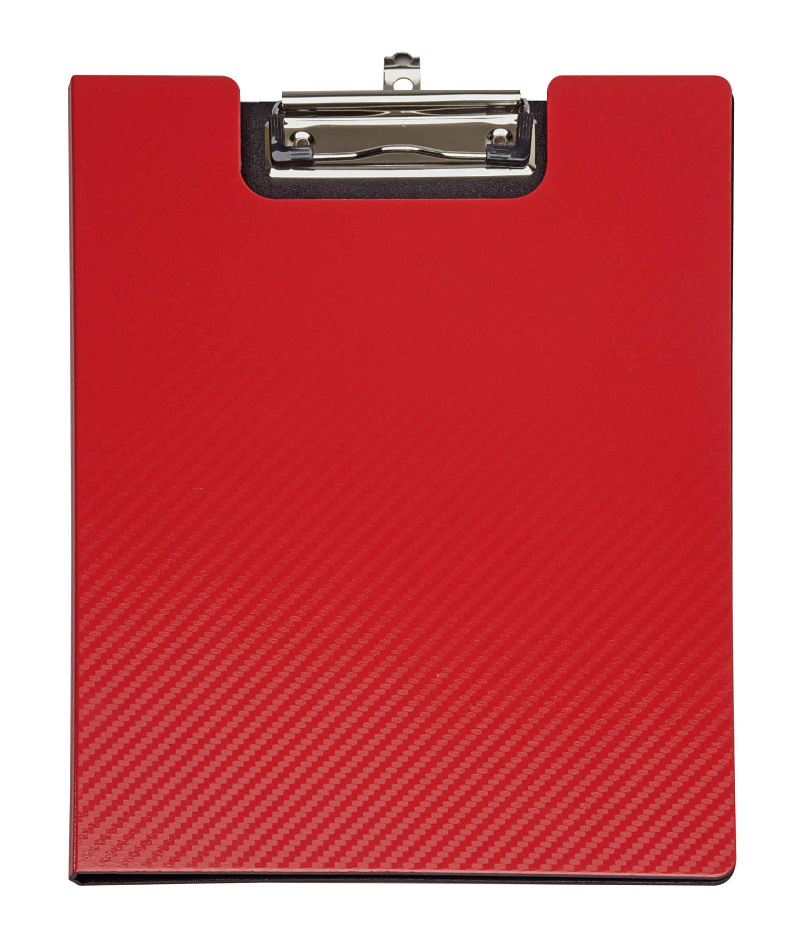 A4 Schreibmappe MAULflexx, rot