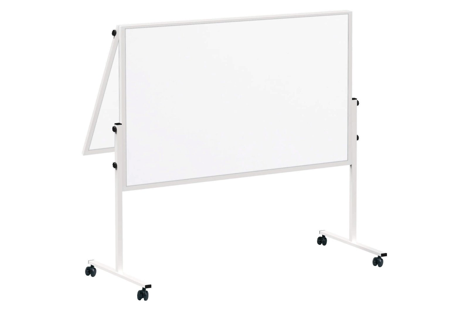 Moderationstafel MAULsolid klappb. Papier, 150x120cm, grau