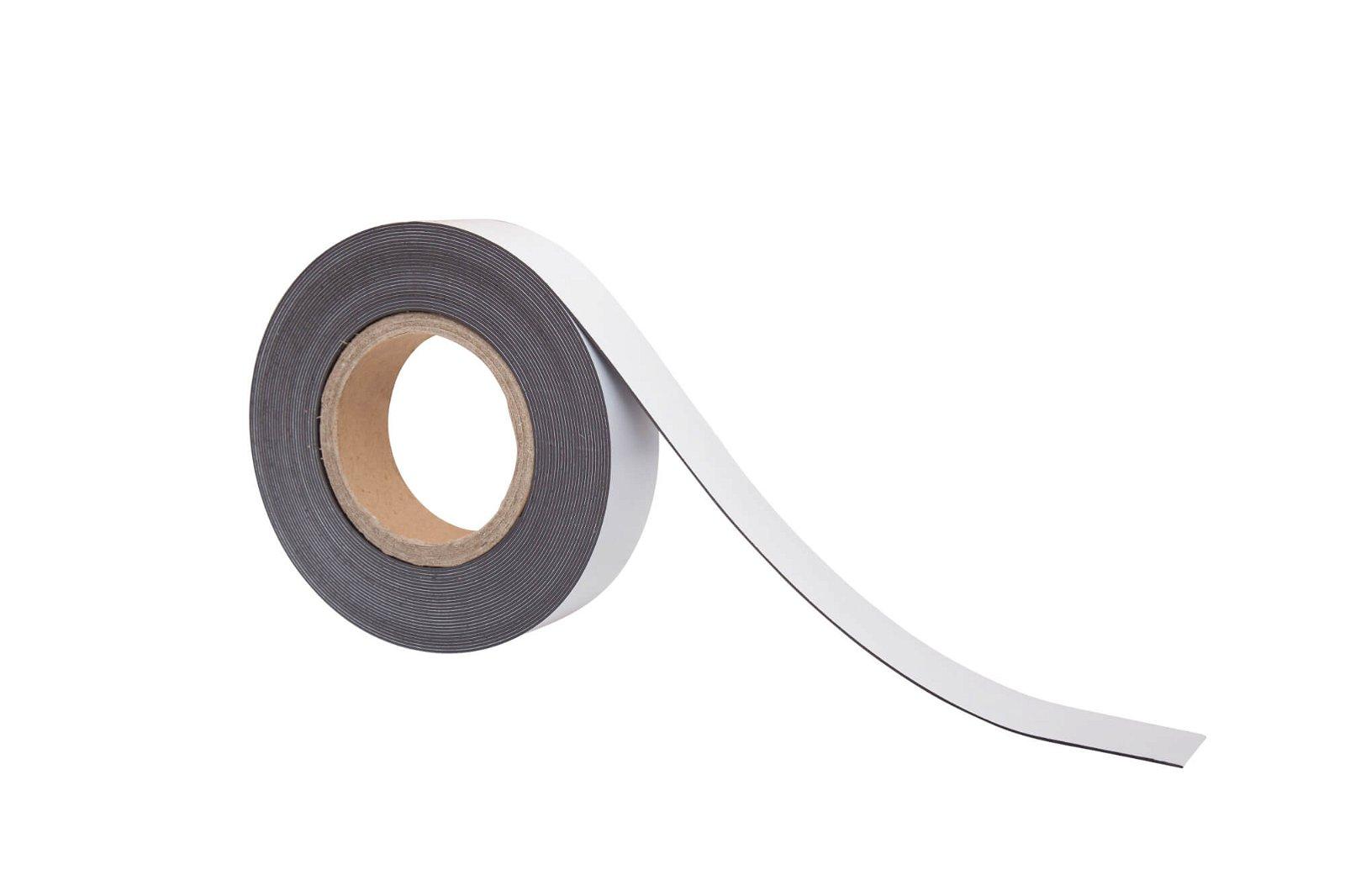Magnetband selbstklebend, 10 m x 35 mm x 1 mm, sonstige