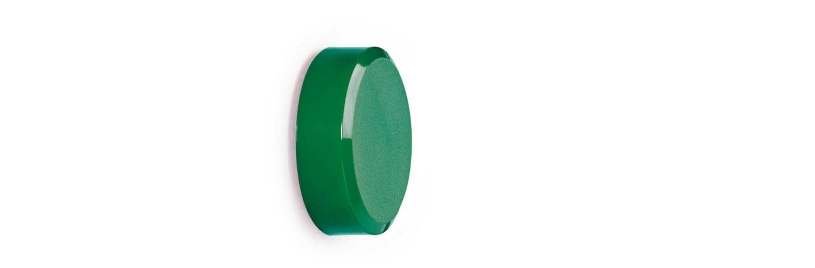 Facetterand-Magnet MAULpro Ø 30 mm, 0,6 kg, 20 St./Set, grün